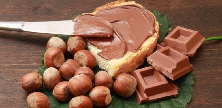 Шоколад и шоколадная паста