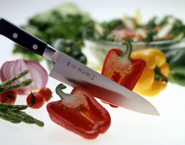 Заготовка овощей