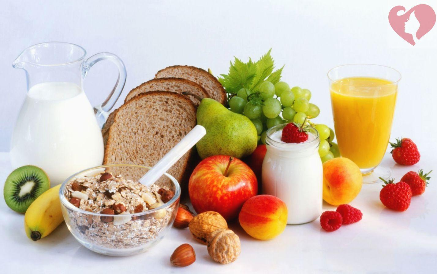 вкусные и полезные продукты