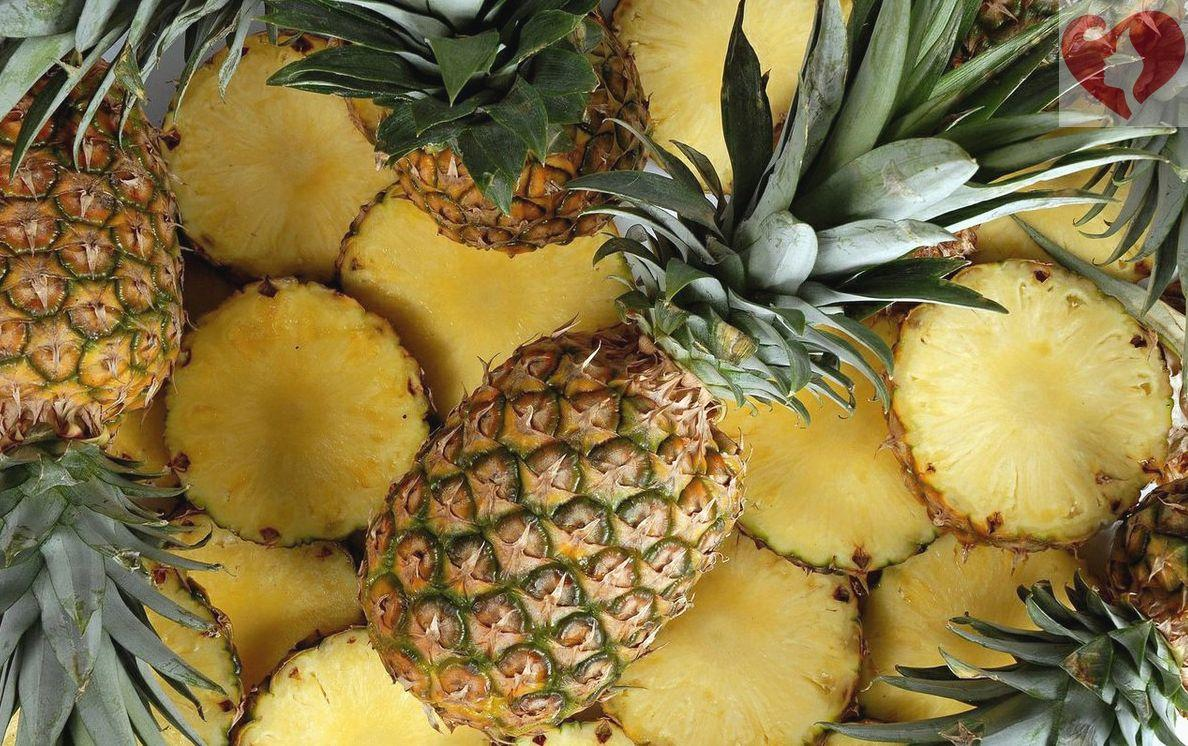 Плоды ананаса