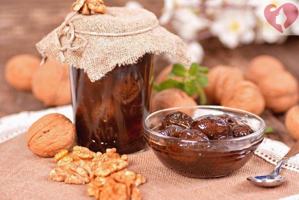 Ореховое варенье